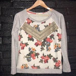 🤩LAST CHANCE👍🏻 Jolt sweatshirt size medium